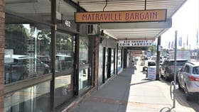 Shop & Retail commercial property for lease at 462 Bunnerong rd Matraville NSW 2036
