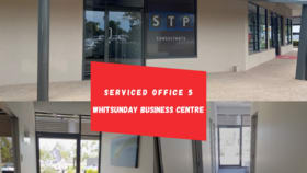 Offices commercial property for lease at Serviced Office 5 Shute Harbour Road Cannonvale QLD 4802