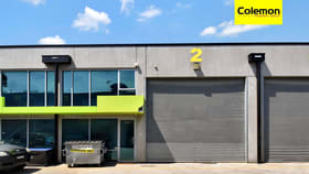 Factory, Warehouse & Industrial commercial property for lease at 2/57A Rhodes St Hillsdale NSW 2036