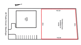 Development / Land commercial property for lease at 49 Trade Circuit Wauchope NSW 2446