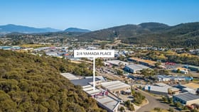 Factory, Warehouse & Industrial commercial property for lease at 2/4 Yamada Place Mornington TAS 7018