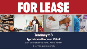 Medical / Consulting commercial property for lease at 5B/1 SUNRAY DRIVE Innaloo WA 6018