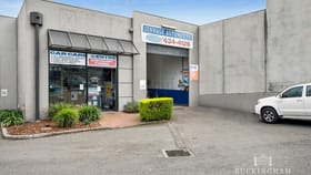 Factory, Warehouse & Industrial commercial property for lease at 1/10 Simms Road Greensborough VIC 3088