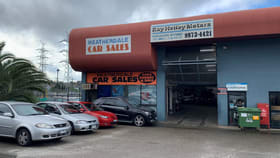 Factory, Warehouse & Industrial commercial property for lease at 1/65 Heatherdale Road Ringwood VIC 3134