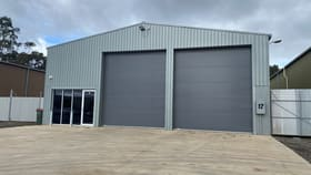 Factory, Warehouse & Industrial commercial property for lease at 12 Piper Road East Bendigo VIC 3550