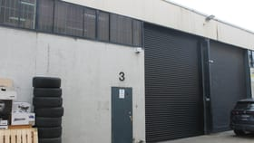 Factory, Warehouse & Industrial commercial property for lease at 3/1-3 Ferngrove Street Chester Hill NSW 2162