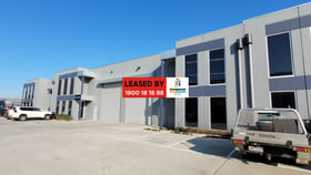 Factory, Warehouse & Industrial commercial property for lease at Samantha Court Knoxfield VIC 3180