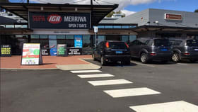 Shop & Retail commercial property for lease at 4 & 7/44 Baltimore Parade Merriwa WA 6030