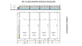 Showrooms / Bulky Goods commercial property for lease at 481 & 483 Deakin Avenue Mildura VIC 3500