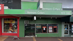 Shop & Retail commercial property for lease at 608 Canterbury Road Vermont VIC 3133