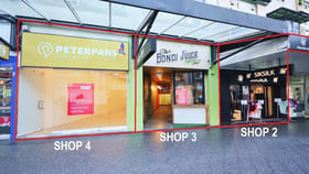 Hotel, Motel, Pub & Leisure commercial property for lease at Shop 2, 3 or 4/235-239 Oxford Street Bondi Junction NSW 2022
