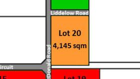 Development / Land commercial property sold at Lot 20 McDonald Road Chadwick WA 6450