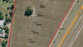 Development / Land commercial property for sale at 41 Childers Road Branyan QLD 4670
