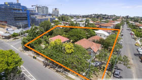 Development / Land commercial property for sale at 7 Lots/22 & 24 Nudgee Road & 89 & 95 Stevenson Street Ascot QLD 4007