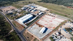 Factory, Warehouse & Industrial commercial property for sale at Lot 26/6 Osborne Street Chinchilla QLD 4413