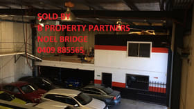 Factory, Warehouse & Industrial commercial property sold at Richmond NSW 2753