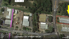 Factory, Warehouse & Industrial commercial property sold at 1-10/3 Darrambal Close Rathmines NSW 2283