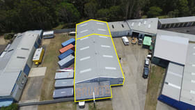 Factory, Warehouse & Industrial commercial property sold at 1 & 2/9 Uki Street Yamba NSW 2464