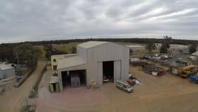 Factory, Warehouse & Industrial commercial property for sale at 51 Showground Road West Wyalong NSW 2671