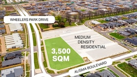 Development / Land commercial property sold at 150S Wheelers Park Drive Cranbourne North VIC 3977