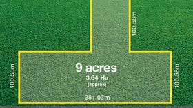 Development / Land commercial property sold at 100 Cravens Road Mernda VIC 3754