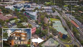 Development / Land commercial property sold at 9 Grimshaw Street Greensborough VIC 3088