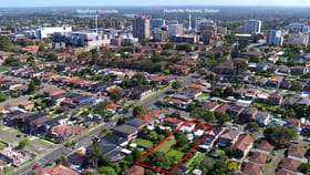 Development / Land commercial property for sale at 100-102 Wright Street Hurstville NSW 2220
