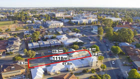 Development / Land commercial property for sale at 42 Great Northern Highway Midland WA 6056
