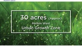 Development / Land commercial property for sale at Melton West VIC 3337