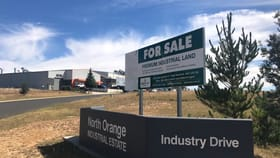 Development / Land commercial property for sale at Proposed Lot 34 Industry Drive Orange NSW 2800