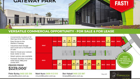 Factory, Warehouse & Industrial commercial property for sale at Lot 1-28/30 Waringa Drive Mitchell Park VIC 3355