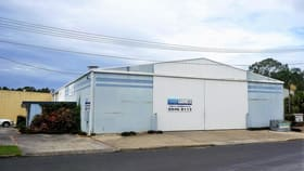 Factory, Warehouse & Industrial commercial property sold at 10 Uki St Yamba NSW 2464