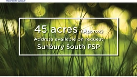 Development / Land commercial property sold at Sunbury VIC 3429