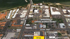 Development / Land commercial property for sale at 5 Davey Street Mandurah WA 6210