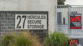Factory, Warehouse & Industrial commercial property sold at Unit 8/27 Hercules Crescent Centennial Park WA 6330