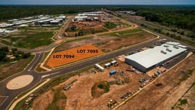 Development / Land commercial property for sale at Lot 7095/8 Patsalou Road Coolalinga NT 0839