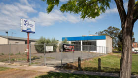 Factory, Warehouse & Industrial commercial property sold at 170 Firebrace Street Horsham VIC 3400