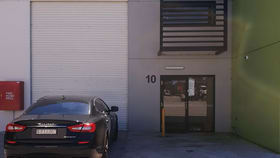 Factory, Warehouse & Industrial commercial property sold at 10/3 Fleet Close Tuggerah NSW 2259