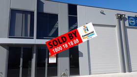 Factory, Warehouse & Industrial commercial property sold at 24 Tesmar Circuit Chirnside Park VIC 3116