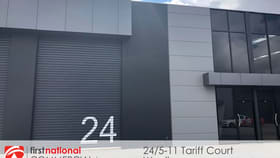 Offices commercial property for sale at 24/5-11 Tariff Court Werribee VIC 3030