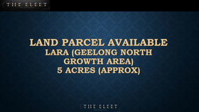 Development / Land commercial property for sale at Lara VIC 3212