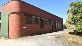 Factory, Warehouse & Industrial commercial property sold at 113-117 Morrissey Street Merrigum VIC 3618