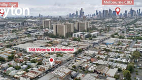 Retail commercial property for sale at 358 Victoria Street Richmond VIC 3121