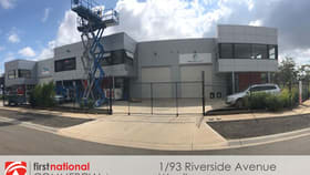 Offices commercial property for sale at 1/93 Riverside  Avenue Werribee VIC 3030