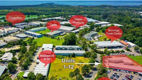 Factory, Warehouse & Industrial commercial property sold at Unit 1 to 12/1 Fleet Close Tuggerah NSW 2259