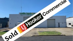 Factory, Warehouse & Industrial commercial property sold at 17 June Street Coffs Harbour NSW 2450