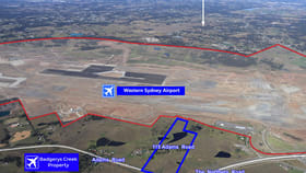 Development / Land commercial property for sale at 115 Adams Road Luddenham NSW 2745