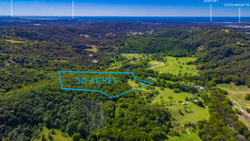 Development / Land commercial property for sale at 1030 Currumbin  Creek Road Currumbin Valley QLD 4223