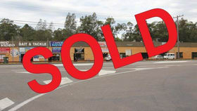 Factory, Warehouse & Industrial commercial property sold at Unit 9/182-186 Manns Road West Gosford NSW 2250