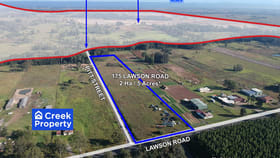 Factory, Warehouse & Industrial commercial property for sale at 175 Lawson Road Badgerys Creek NSW 2555